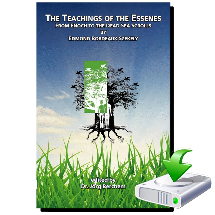 The Teachings of the Essenes — From Enoch to the Dead Sea Scrolls by Edmond Bordeaux Székely
