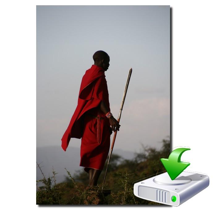Ernährungsverhalten als Ausdruck weltlicher Ordnung bei den Hirten-Maasai